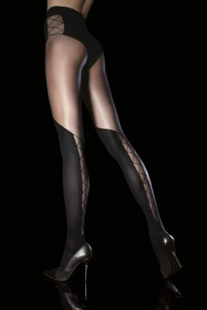 Darya patterned tights FiORE