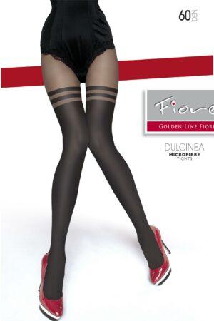 Dulcinea FiORE hold ups imitation tights