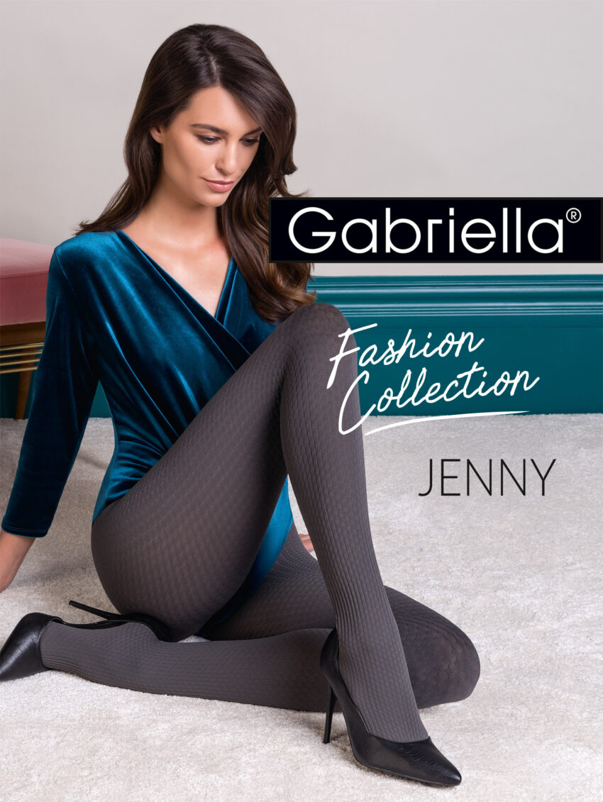 Nylon stockings and tights for women, Jenny collection, The Nylon Bar