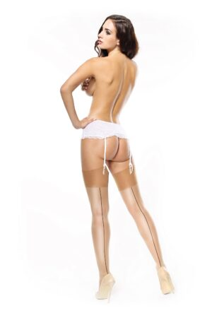 Misso S111 Shiny Seamed Stockings