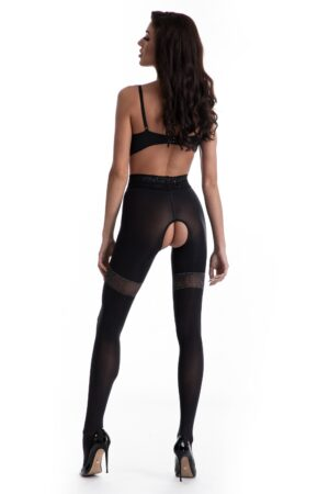 Amour Glamour Tights Open Crotch