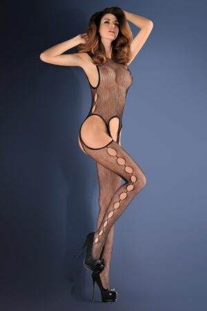 Gabriella Erotica Calista Bodystocking Fishnet