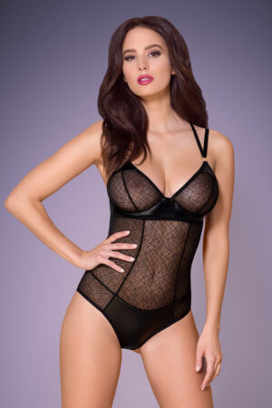 Obsessive 859 Teddy Black