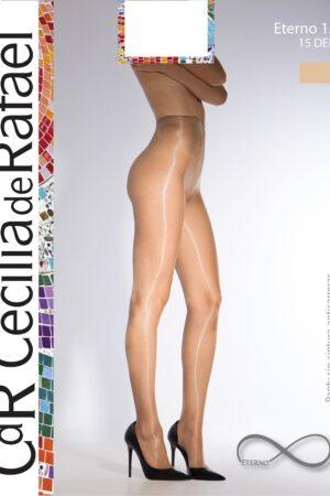 Cecilia De Rafael Eterno 15 Glossy Pantyhose
