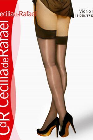 Cecilia De Rafael Vidrio Bas 3117 Stockings Cover